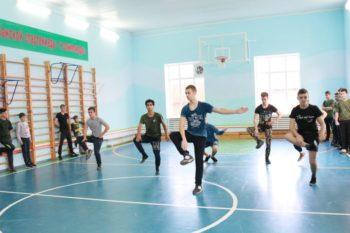 элемент танца
