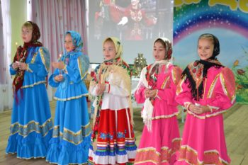 Фестиваль лМы с тобой Ц казаки!╗ Северский район