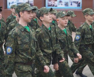Подготовка кадет Новороссийска к параду (5)
