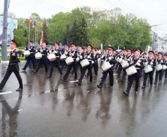 Барабанщики Новороссийского ККК