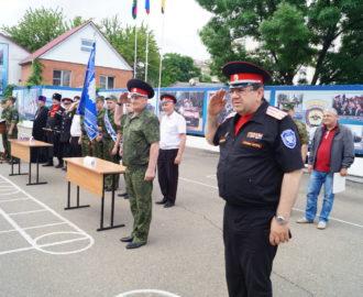 Выборы атамана в Новороссийском ККК (23)