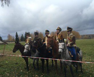 Бородинская битва кадет (2)