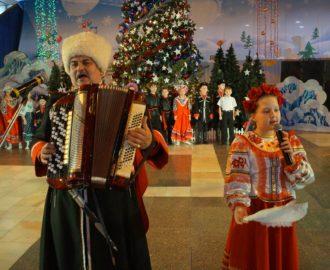 Атаманская елка в Новороссийске (6)