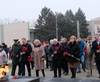 Освобождение Павлов. района