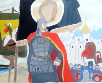 Дариенко Ангелина_Александр Невский и Русь в 13 веке
