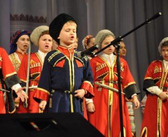Образцовый детский песенно-танцевальный ансамбль «Казачата», Республика Адыгея, г.Майкоп